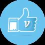 Likes Vimeo