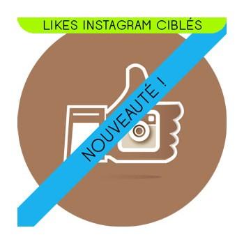 Likes Instagram ciblés par Pays [Turquie, Argentine, UK, Japon, Australie, Corée...] (Comptes garantis humains et réels)