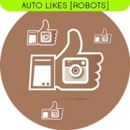 Likes Automatiques Instagram - contenus illimités