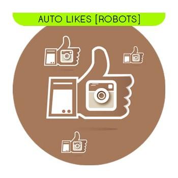 Likes Automatiques ajoutés sur 20 contenus en validité illimitée (comptes artificiels & sans garantie)