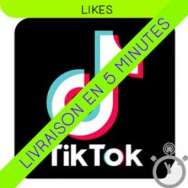 Likes Tik Tok [Haute Qualité]