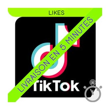 Likes Tik Tok (comptes inactifs)