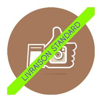 Likes Instagram (comptes réels inactifs & sans garantie)