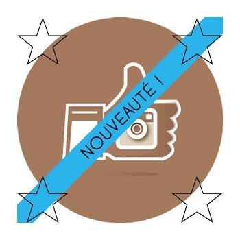 Likes Instagram avec engagement (France, Suède, Allemagne, UK - 100% réels et ajout naturel)