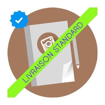 Commentaires Instagram - Ajoutés par des Comptes Certifiés (Badge Bleu) - Rédaction au choix