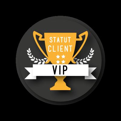 Statut VIP - 40% de remise sur vos achats de likes et followers Instagram